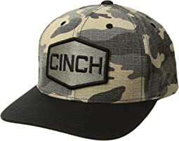 Cinch - Semi-Curve Bill Mid-Profile Hat