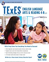 TExES ELA and Reading 4-8 (117) Book + Online (TExES Teacher Certification Test Prep)