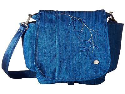 Haiku To Go Convertible (Sapphire) Handbags