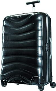 Samsonite 48576 Firelight Hard Side Spinner Suitcase, Charcoal, 75 Centimeters