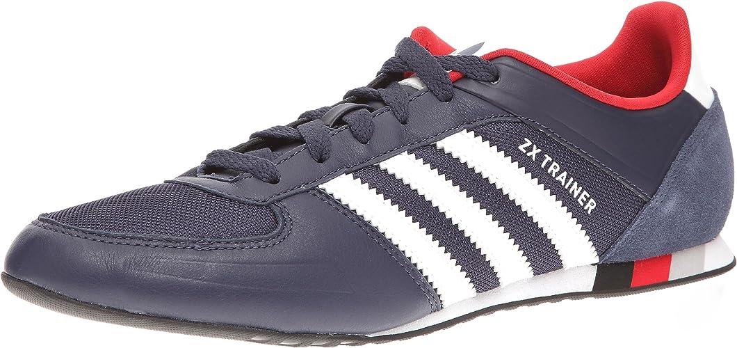 adidas Zx Trainer - Chaussures Loisirs Homme - Bleu marine/Blanc ...