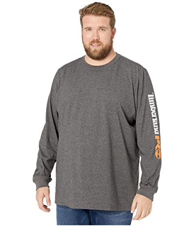 Timberland PRO Extended Base Plate Blended Long Sleeve T-Shirt with Logo
