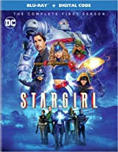 DC`s Stargirl: The Complete First Season (Blu-ray + Digital Copy)