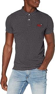 Superdry Men's Pique Polo Shirt