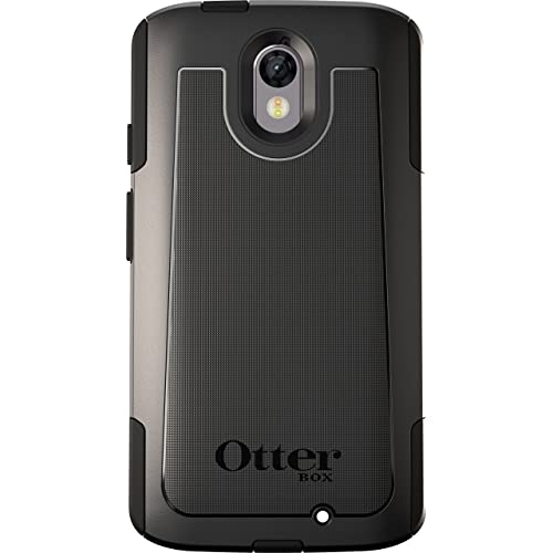 OtterBox COMMUTER Case for MOTOROLA DROID TURBO 2 - Frustration-Free Packaging - BLACK