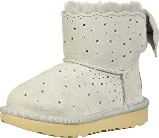 UGG Kids' Mini Bailey Bow II Starry Lite Boot