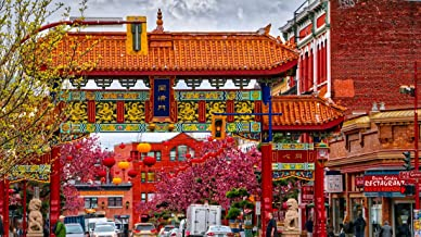 Victoria Old Town: Historical Landmarks, Quaint Architecture & Beautiful Vistas