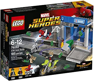LEGO Superheroes Marvel - Spider-Man ATM Heist Battle