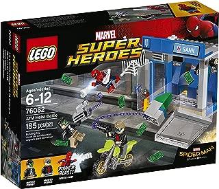 LEGO Super Heroes ATM Heist Battle 76082 Building Kit