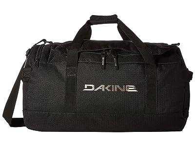 Dakine EQ Duffel 50L (Black) Duffel Bags