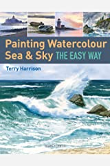 Painting Watercolour Sea & Sky The Easy Way Paperback