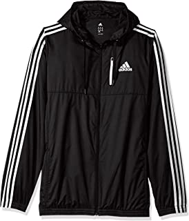 adidas Men's Essential Woven Jacket (Extended Sizes)