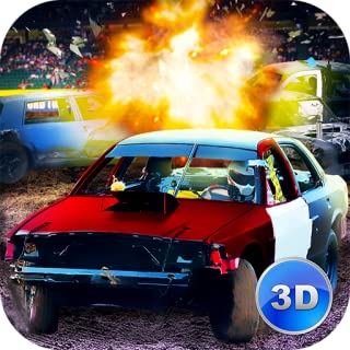 destruction derby android