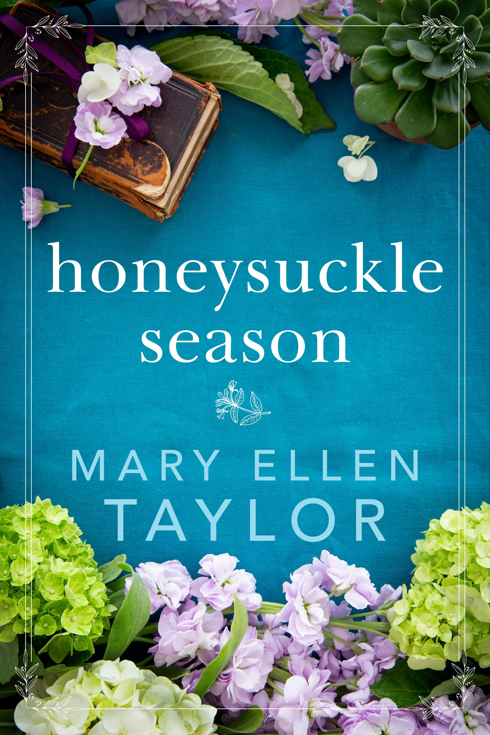 Cover image of Honeysuckle Season by Mary Ellen Taylor