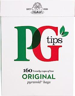 PG Tips Orginal - 160 Tea Bags pack - 464g (160)