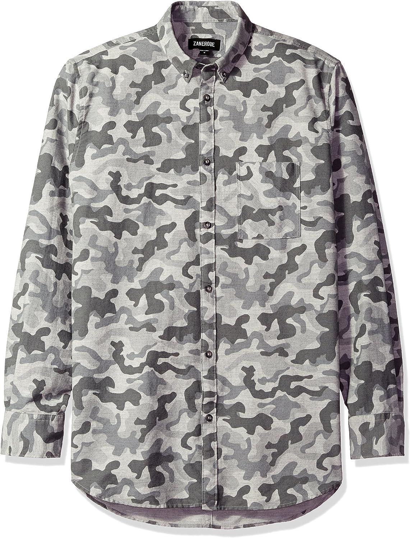 Zanerobe Men's 7ft Ls Shirt