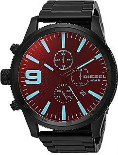 Diesel Men's DZ4447 Rasp Chrono Black Watch