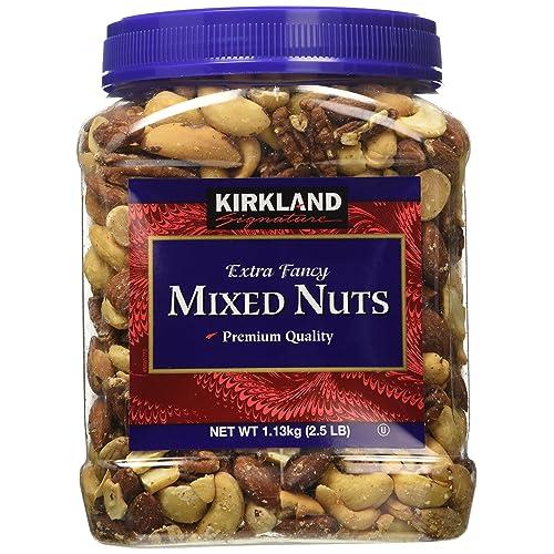 Mixed Nuts No Peanuts: Amazon com
