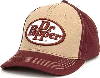Dr. Pepper Oval Logo Hat