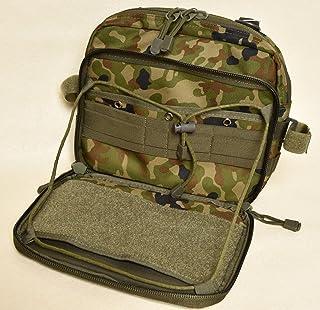 自衛隊 迷彩 チェストバッグ 陸上自衛隊 陸自 軍用 PX品 自衛隊装備 サバゲー ミリタリー MOLLE サバイバルゲーム
