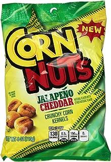 Corn Nuts Jalapeno Cheddar Crunchy Corn Kernels (4 oz Bag)