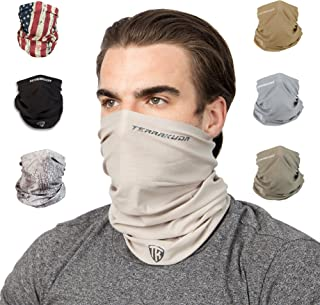 Terra Kuda Face Clothing Neck Gaiter Mask – Non Slip...