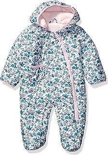 Kensie - Girl's Outerwear Baby Girls Floral Printed Pram