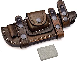 becker leather sheath