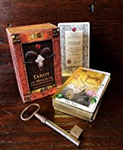 Tarot of Magical Correspondences Kabbalistic Cards. Unique Occult Cards Deck for Tarot Reading. Magic Cards for Prediction and Meditation