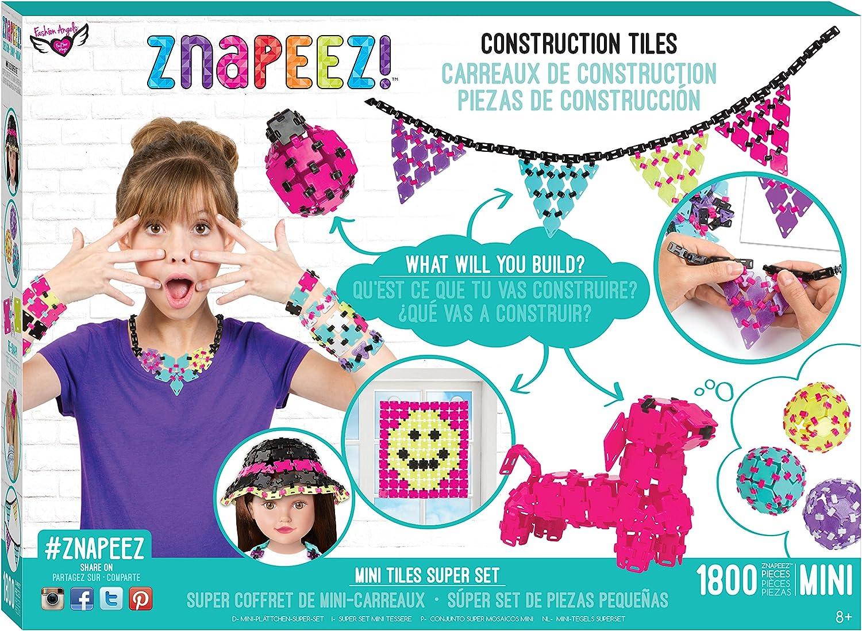 Znapeez  Mini Tiles Super Set