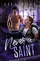 Never a Saint (Polished P & P Book 2) Kindle Edition