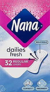 Nana Panty Liners, Normal, Pack of 32