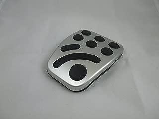 New OEM aluminum brake pedal pad Mazdaspeed 3, Mazdaspeed 6, Miata & RX-8 F157-43-028