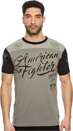 American Fighter - Trinity Short Sleeve Football Tee