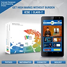 MindHour Study Tab for Class 7 ICSE Students (Tablet for Smart Study)