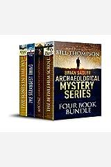 Brian Sadler Archaeological Mysteries 4-book bundle Kindle Edition