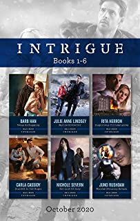 Intrigue Box Set 1-6 Oct 2020/Texas Kidnapping/Marine Protector/Suspicious Circumstances/Stalked in the Night/The Line of ...