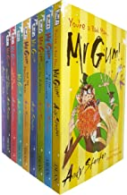 Mr Gum Collection Andy Stanton 9 Books Set (Biscuit Billionaire, The Cherry Tree, The Dancing Bear, The Goblins, The Power...