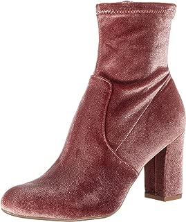 Best pink block heel boots Reviews