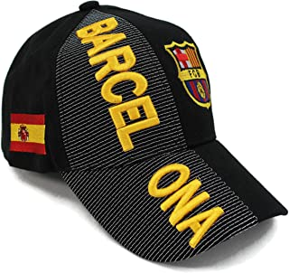 "1b13a181ccc High End Hats World Soccer Football Team Hat Collection"" Embroidered  Adjustable Baseball Cap"
