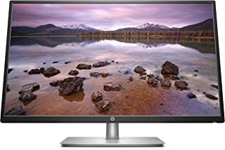 HP 2Ud96Aa#Aba 32-Inch FHD IPS Monitor with Tilt Adjustment and Anti-Glare Panel (32s, Black/Silver)