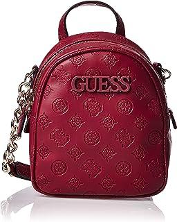 GUESS Womens Mini Cross-body Bag, Merlot - SP743370
