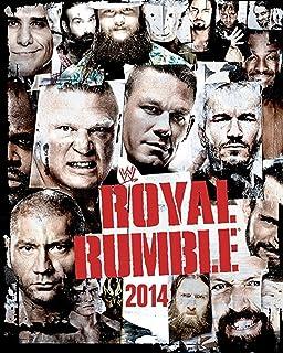 Royal Rumble Card Wwe Supercard