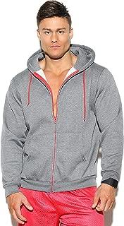 American Fitness Wear Zip-Up Hoodie