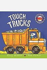 Amazing Machines: Tough Trucks: Anniversary edition Kindle Edition