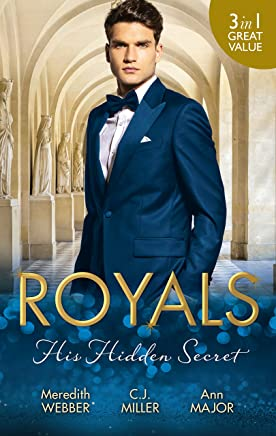 Royals: His Hidden Secret - 3 Book Box Set (Conspiracy Against the Crown)