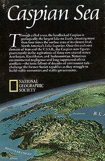 Best map of caspian sea region Reviews