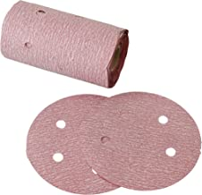 Carborundum H8952 534; Sanding Disc A240-B PSA 5-Hole 100 Disc Roll