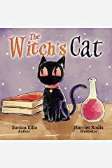 The Witch's Cat: A Black Cat Inspired Halloween Children's Book About Self Acceptance, Inclusion And Friendship. (Happy Halloween) Kindle Edition