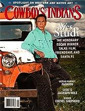 Cowboys & Indians Magazine August/September 2019   Wes Studi